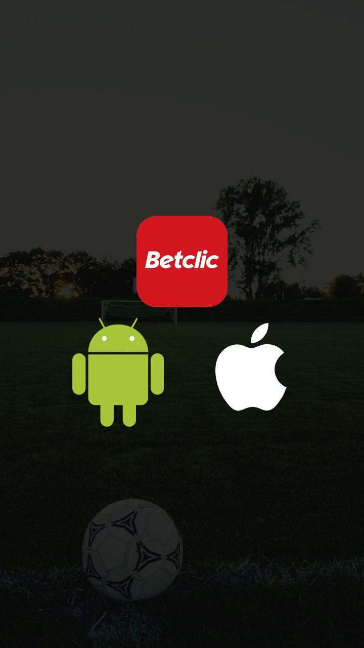 L'application mobile Betclic