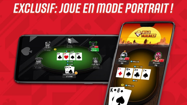 Betclic propose le poker – l'application pour Android