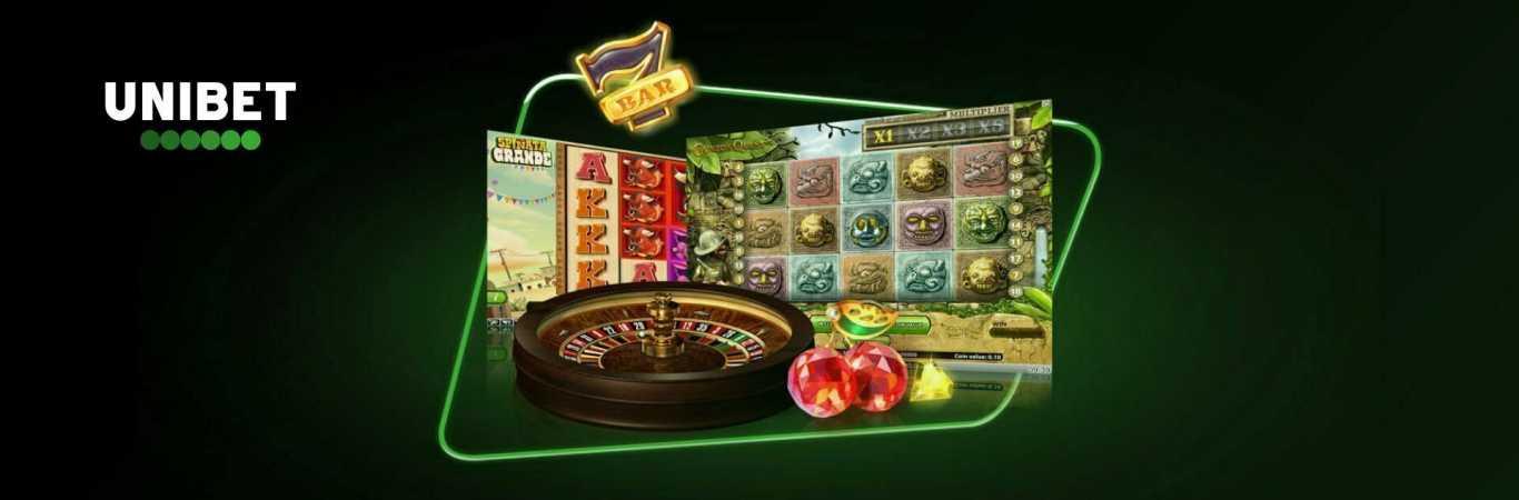 Unibet et son bonus de casino