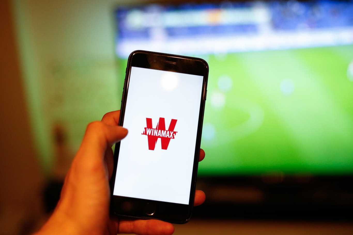 Winamax avec le support pour les appareils Android